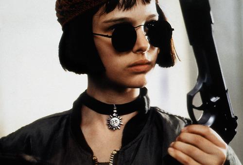 Leon - Der Profi / Leon F/USA 1994 Regie: Luc Besson Darsteller: Natalie Portman Rollen: Mathilda