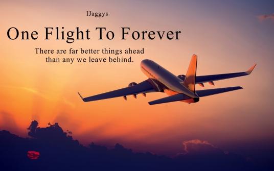 one flight