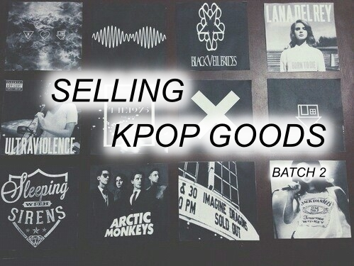 selling kpop