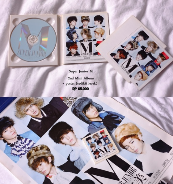 Super Junior M 2nd Mini Album